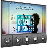 Start Your Own Coaching Guide Deluxe