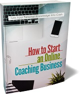 Start An Online Coaching Business