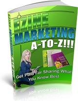 EZine Marketing A To Z