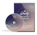 Daily Affirmation Handbook GOLD