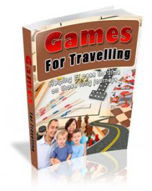 Games For Travelling