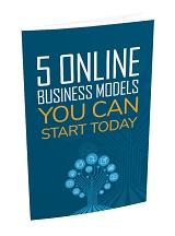 5 Online Biz Models