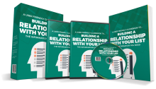 Building Relationship With Your List