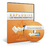 Explosive List Building Essentials OTO