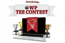 WP Tee Contest