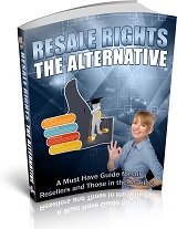 Resale Rights The Alternative