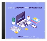 Create Giveaway And SqueezePage
