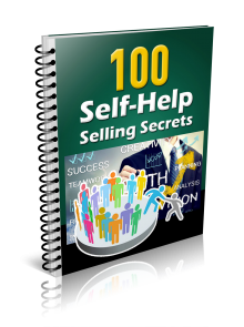 100 Self Help Selling  Secrets
