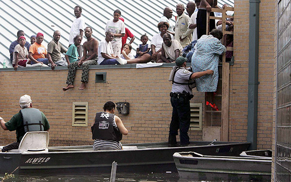 Image result for PHOTOS OF AFTERMATH HURRICANE KATRINA