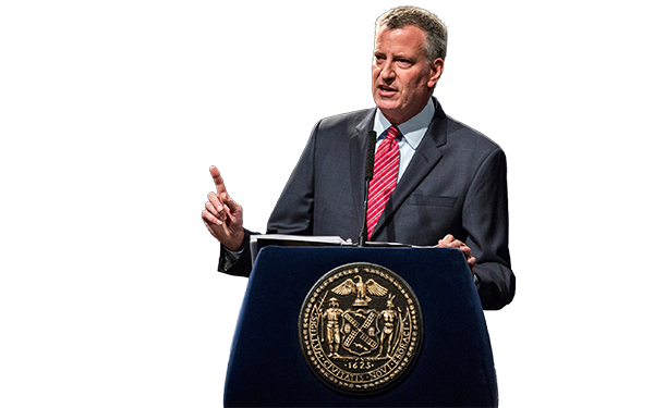 the improvement for the disabled students by mayor de blasio The budget also provides additional funding to extend mayor de blasio's 3–k for  all program to reach 14,000 students in 12 districts in the next.