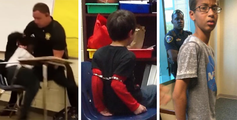 Thumbnail for Armed But Untrained: Why So Many School Cops Are Unprepared for the Classroom