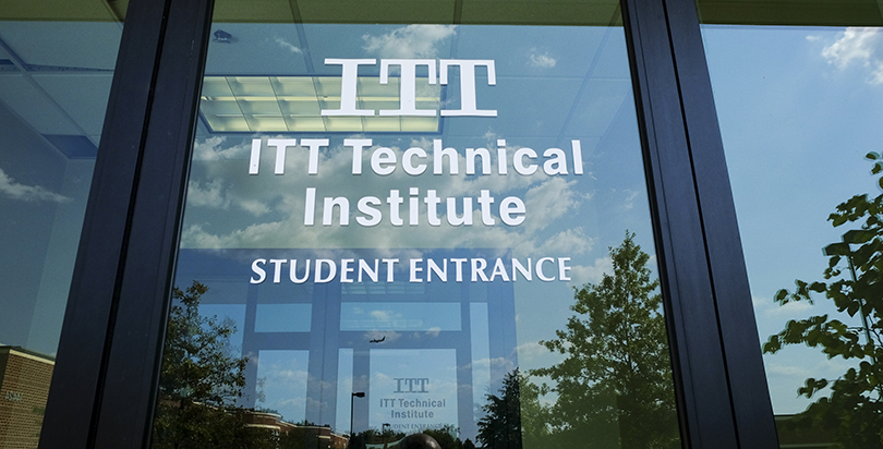 Support offered to ITT Tech students