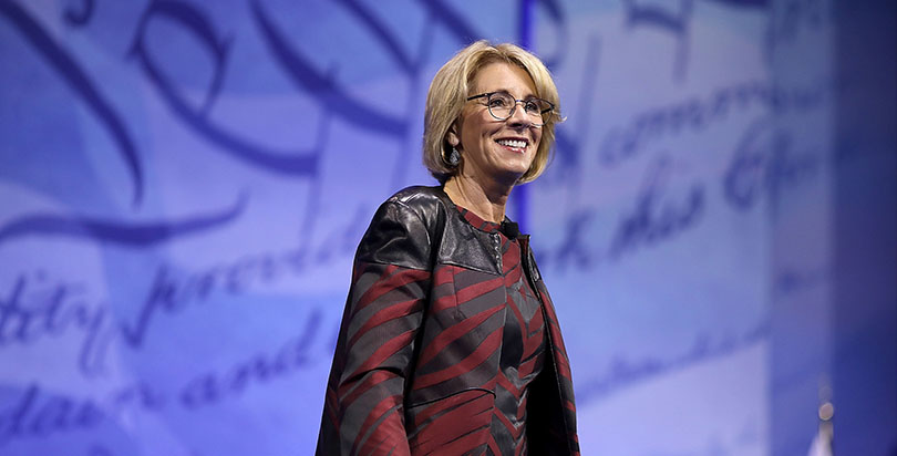 State education officials, DeVos to discuss school choice and vouchers