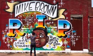 Ferguson-mike-brown-mural