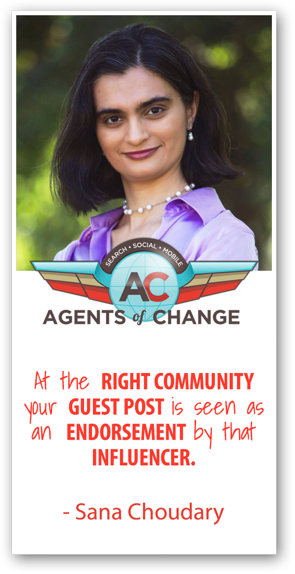 How to Get More Guest Posting Opportunities - The Agents of Change
