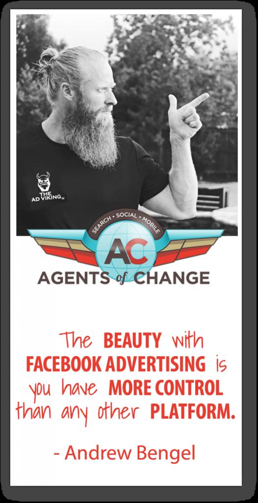 Andrew Bengel - The Ad Viking