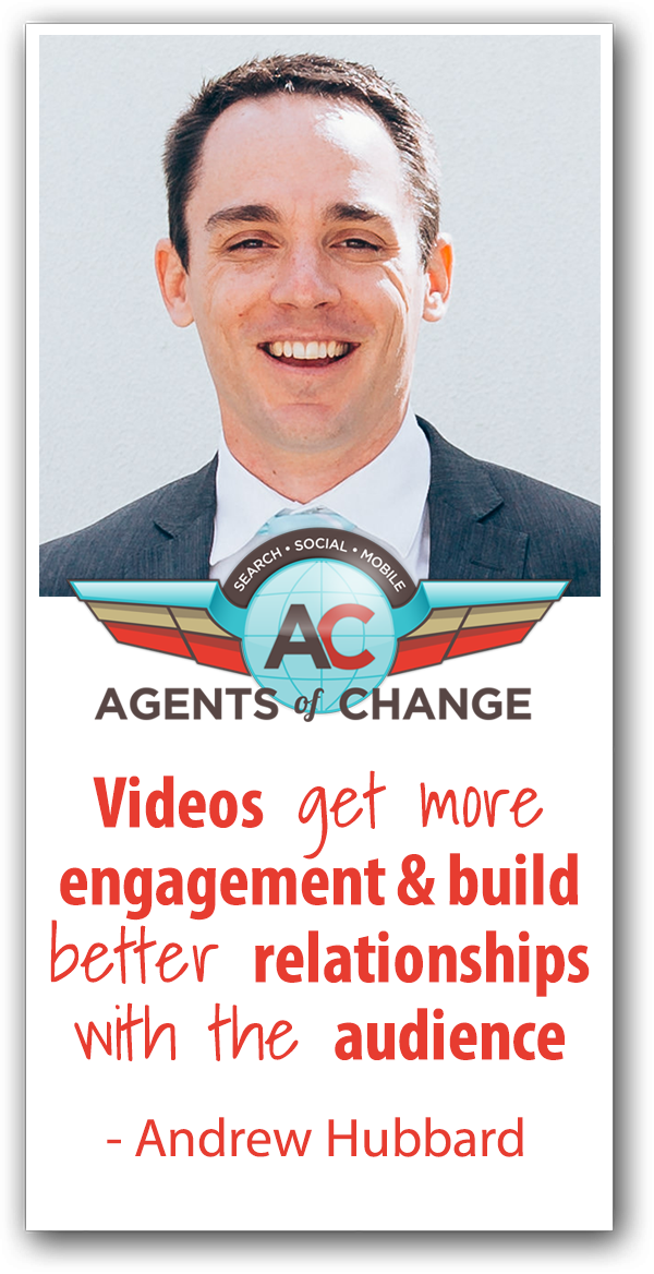 How to Stand Out with Facebook Video Ads - Andrew Hubbard