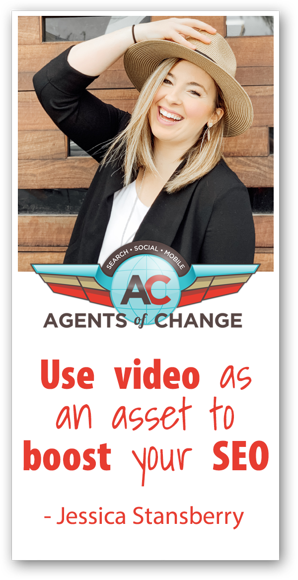 How to Use YouTube to Boost Your SEO – Jessica Stansberry