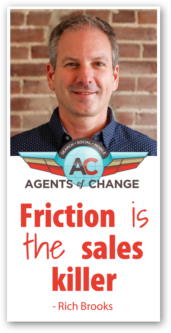 Five (important) takeaways from the Agents of Change conference - Rich Brooks