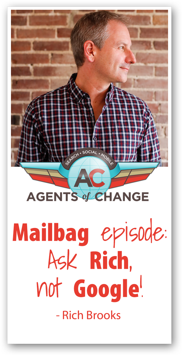 Digital Marketing Questions from the Mailbag