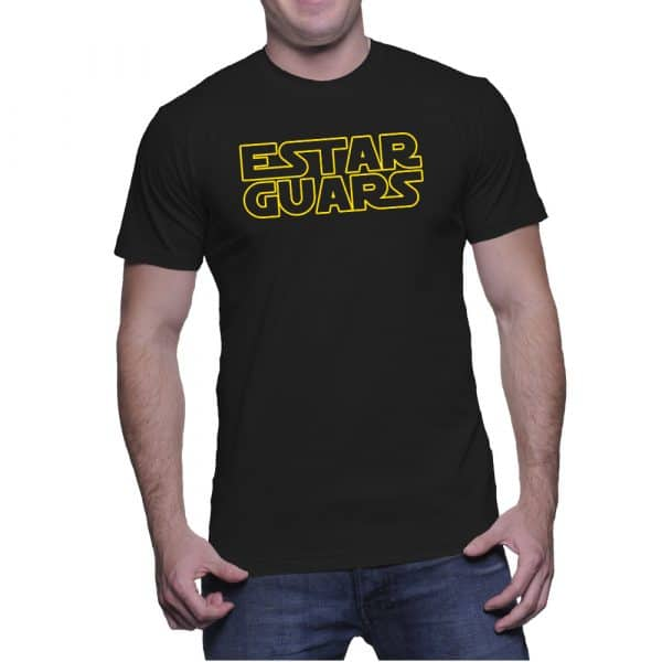 - American Czar - <p>Estar Guars Tee.  Awesome. Nuf Said. Star Wars Parody T-Shirt</p>