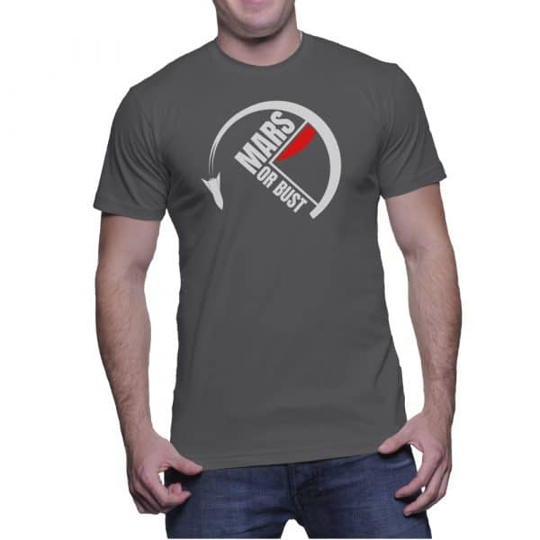- American Czar - <p>Mars or bust! SpaceX inspired shirt featuring the Starship MK1. Pick One Up Today!</p>