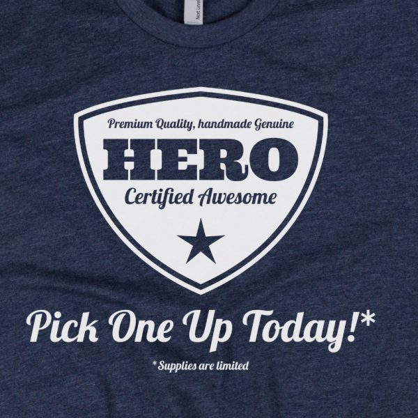 - American Czar - <p>This is the perfect Tee for that special hero in your life.  Certified Awesome.  Pick One Up Today! </p>