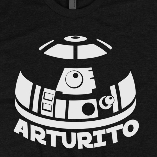 - American Czar - <p>Funny take on a classic. This is what it sounded like to me growing up with my cousin named R2D2, I mean, Arturito. Get your's today! With a 65-35 blended fabric, this Next Level Apparel shirt doesn't get any softer.<em>This t-shirt runs a little small, so consider going up a size if you don't like a snug shirt.</em></p>