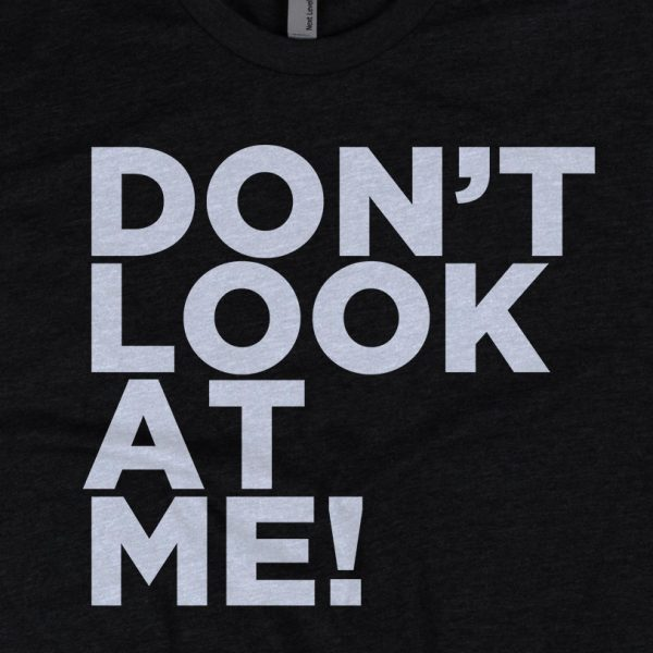 - American Czar - <p>Dont look at me.</p>