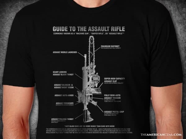 Liberals Guide to the Assault Rifle