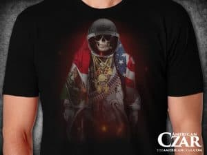 Space Sicario Astronaut - Alternate Reality Tshirt