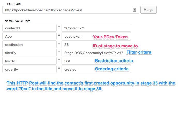 Pocket Developer Documentation