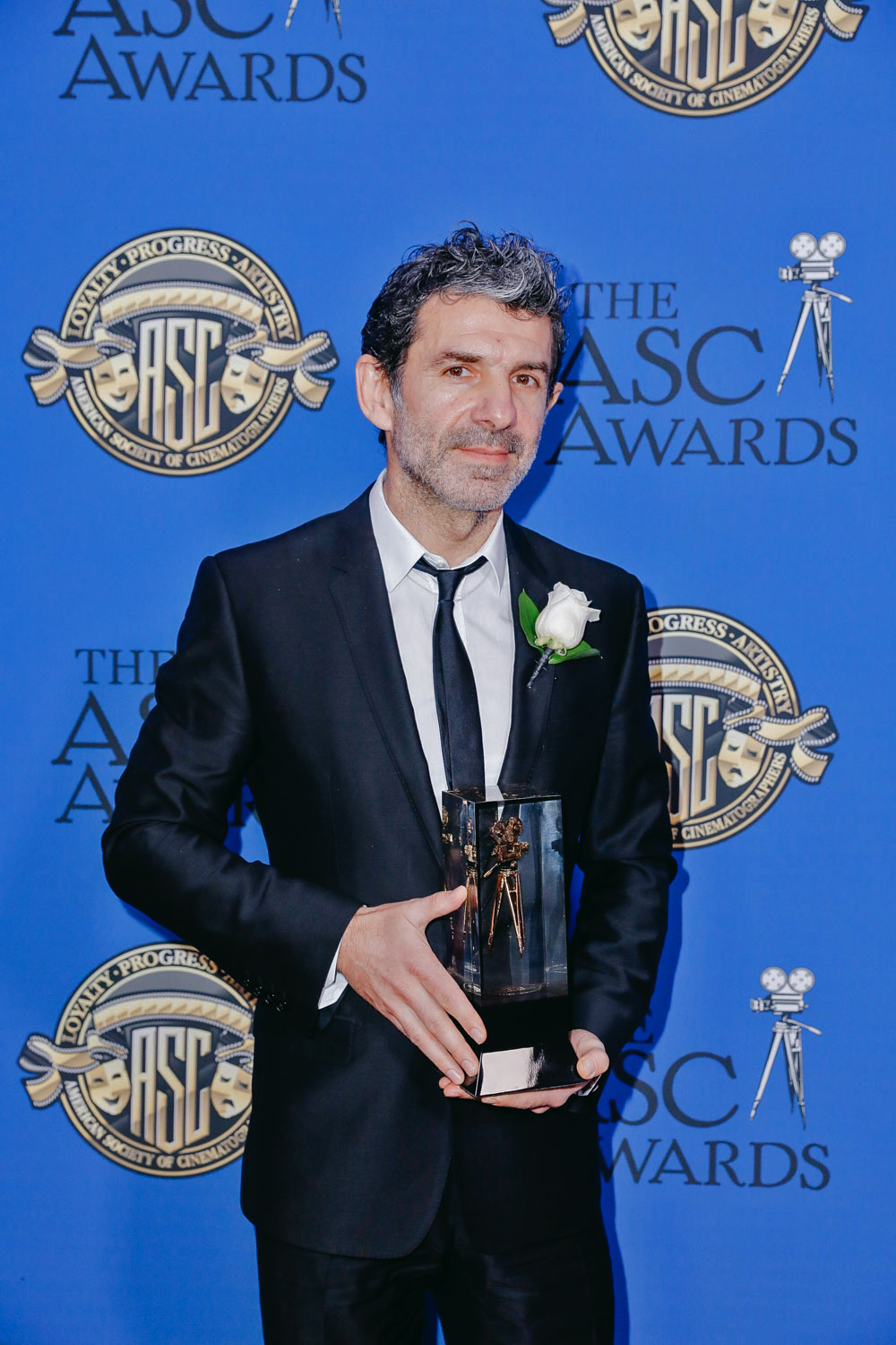 Igor Martinovic, who earned the ASC Award in this category