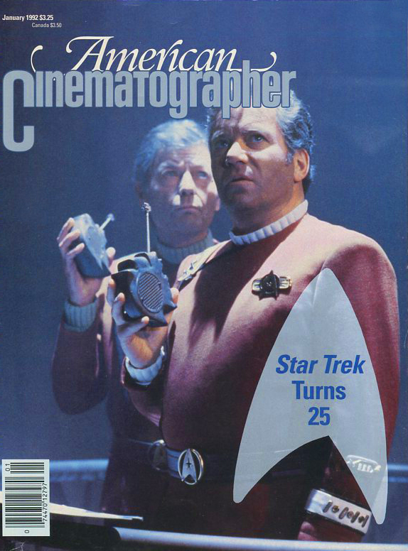 This article originally appeared in American Cinematographer, January, 1992.
