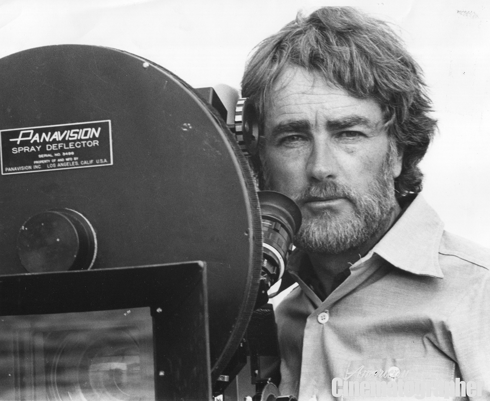 Cinematographer Bill Butler, ASC.