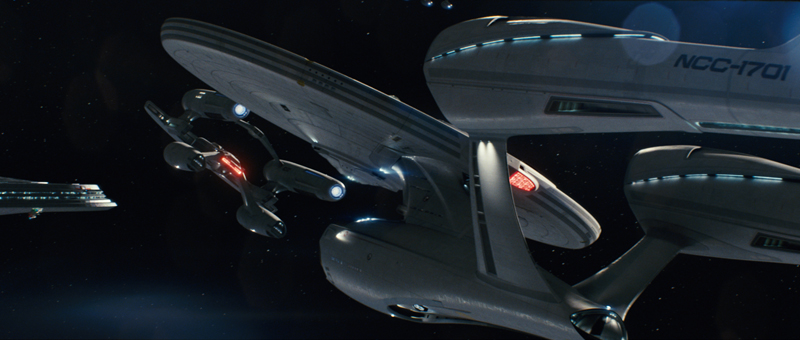 Some 25 years after the attack on the Kelvin, the newly constructed USS Enterprise heads into the final frontier.