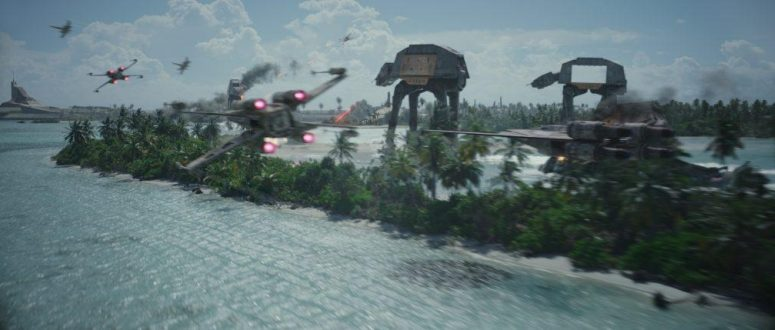 John Knoll on Rogue One's Visual Effects: Part 2