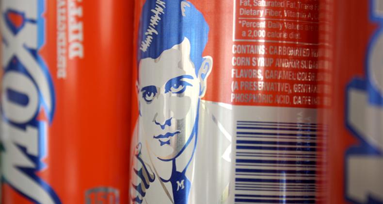 The Livermore Moxie soda