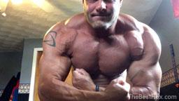 Massive American Muscle God