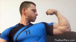 Huge Biceps