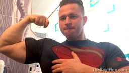 Superman Biceps