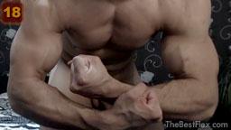 Naked Flexing