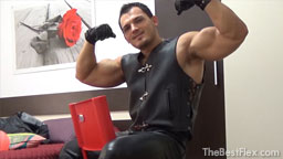 Leather Muscle Domination