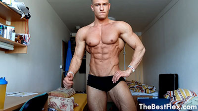 Young Shredded Hunk