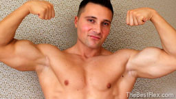Sexy Muscle God