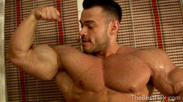 Huge Shredded Hunk