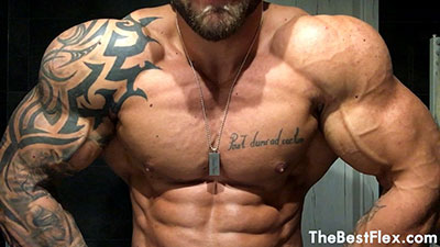 Beautiful Muscle Model