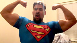Superman - Bigger Than Ever