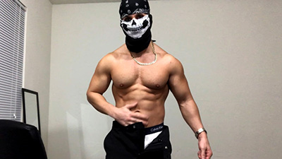Alpha Muscle God