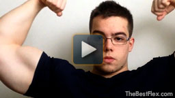 Huge Teen Biceps